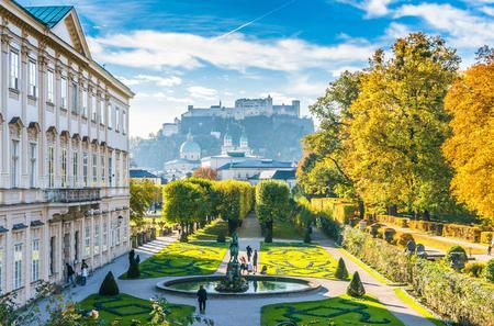 Private Salzburg City Tour Including Salzburg Old Town Walking Tour