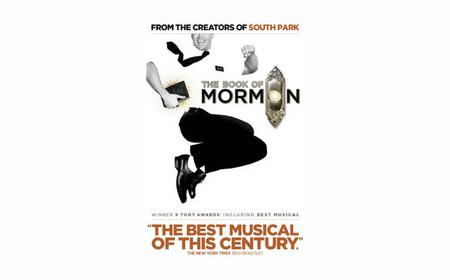 London's West End: The Book Of Mormon Tickets