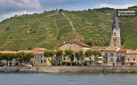 Lyon: Half-Day Côte-Rotie Wine Tasting Tour