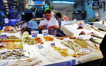 Madrid: Neighborhood Fresh Market Tour