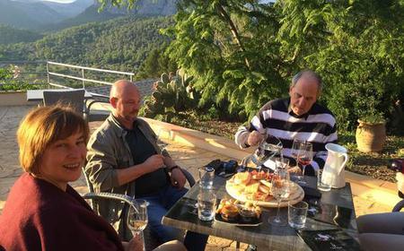 Mallorca: winery tour