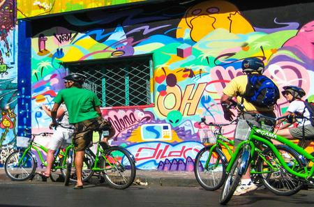Full-Day Bike Tour of Santiago