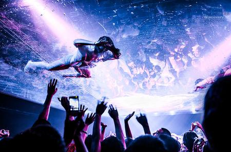 Fuerza Bruta Theater Experience in Buenos Aires