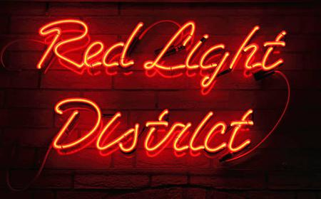 Amsterdam Private Red Light District & Coffee Shop Tour