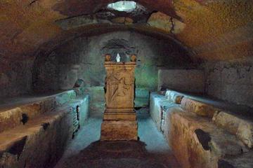 Rome Catacombs and San Clemente Underground Tour