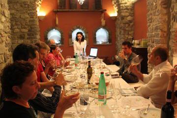 Wine Tasting in Casale Villarena Old Cellar