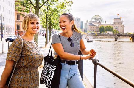 Private Walking Tour with a Local: Berlin in 90 Minutes
