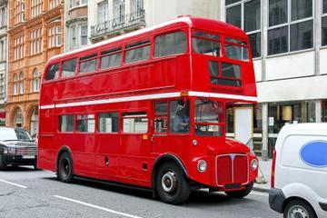 Buckingham-Palast und Nostalgie Busrundfahrt durch London