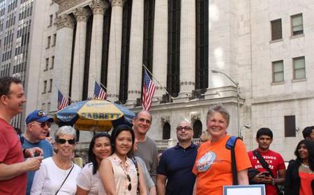 New York: Lower Manhattan Financial District Free Tour