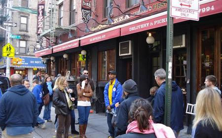 New York: Free SoHo, Little Italy and Chinatown Tour