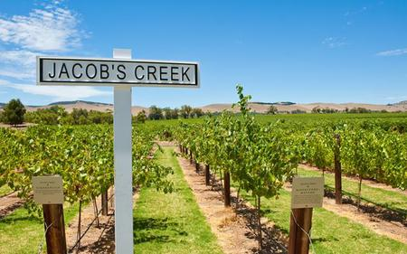 Wine-Tasting at Jacob's Creek in the Barossa Valley & Hahndorf Tour