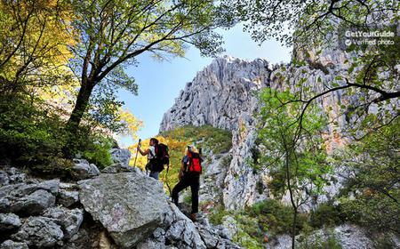 From Zadar: Paklenica Hiking Excursion