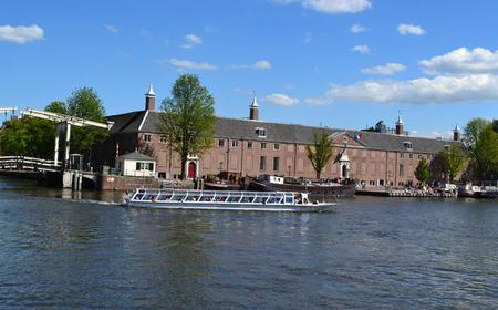 Amsterdam: Canal Cruise and Portrait Gallery Tickets