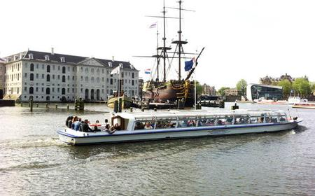 Amsterdam: City Canal Cruise & National Maritime Museum