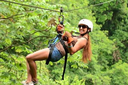 Canopy Tour in Jaco