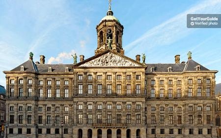 Amsterdam 3-Hour Royal Palace Visit and Canal Cruise