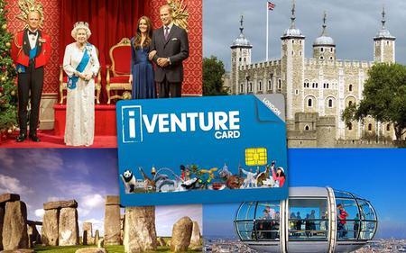 London i-Venture Card