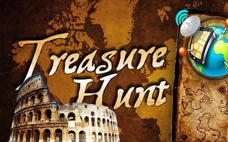 Rome: GPS Guided Treasure Hunt