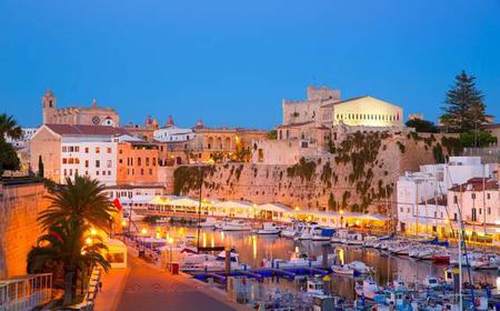 From Mallorca: day trip to Menorca with ship & Bus