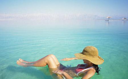 Weekend in Petra & the Dead Sea