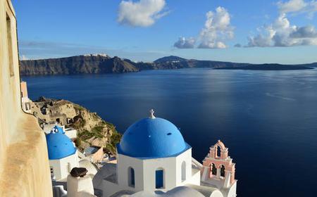 Santorini: Traditional Bus Tour