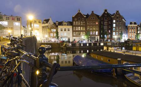 Private Amsterdam Walking Tour + Canal Boat