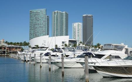 75-minute Biscayne Bay Cruise with Hotel Transfers