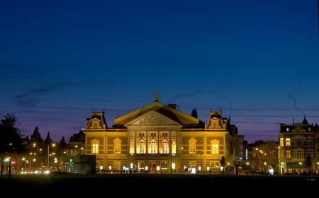Amsterdam: Master Pianists Concert at the Concertgebouw