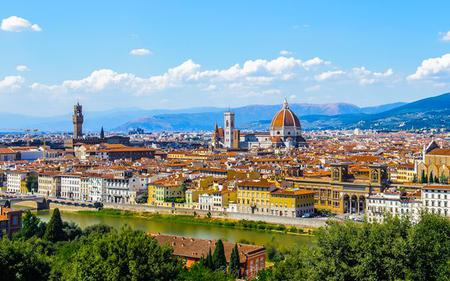 Florence in a Nutshell; Uffizi, Galleria Accademia, Duomo & More!
