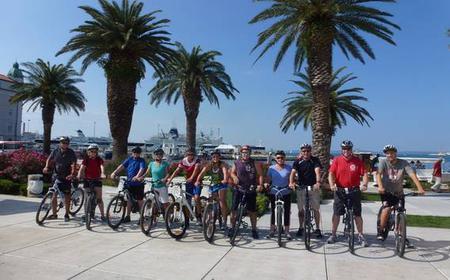 Split 3-Hour Guided Bike Tour