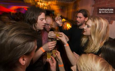 Join the Party: 7-Hour Stockholm Nightlife Tour