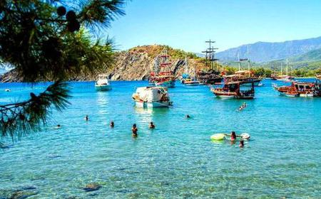 Full-Day Phaselis Boat Trip from Antalya with Lunch
