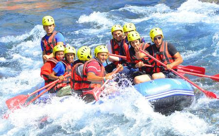 Rafting Manavgat River Tour
