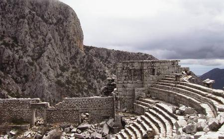 From Antalya: Termessos And Karain Cave Tour