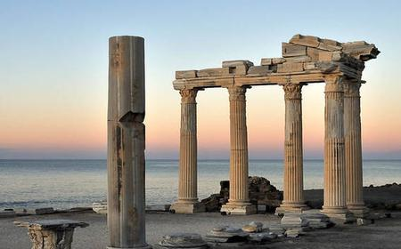 From Antalya: Aspendos, Perge and Side Tour
