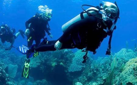 Scuba Diving Antalya Tour