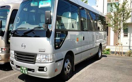 Haneda Airport Shared Shuttle Transfer