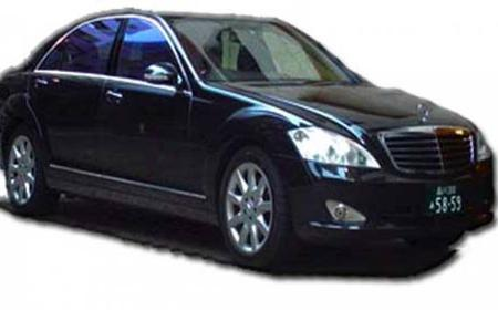 Haneda Airport Grand Limousine Transfer