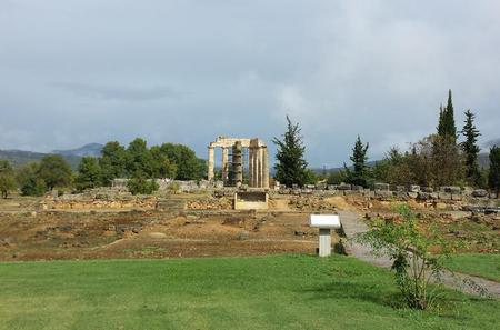 Small-Group Private Ancient Nemea Tour and Wine Tasting from Corinth