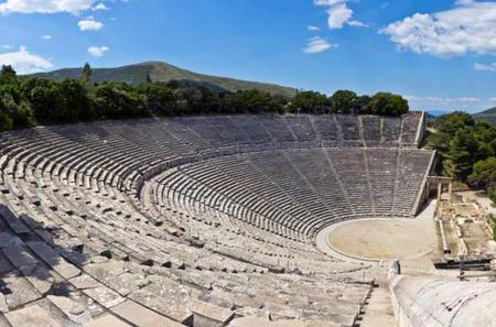 Private Half-Day Ancient Epidaurus Theater and Canal of Corinth Tour