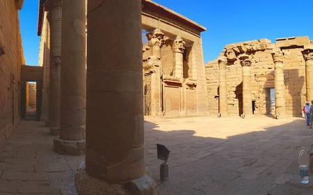 Half Day Tour Aswan - Nubienhaus and Kalabschatempel
