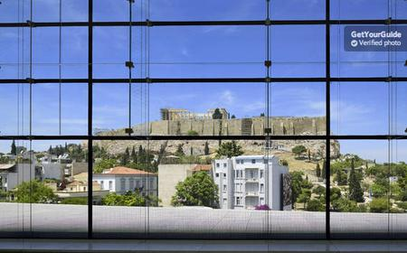 New Acropolis Museum: Admission Ticket