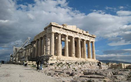 Athens Self-Guided Audio Tour