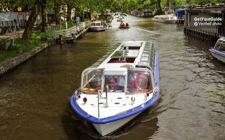 Amsterdam: Canal Cruise & Heineken Experience Ticket