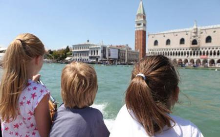 Family Friendly: St. Mark's Square and St. Mark's Basilica