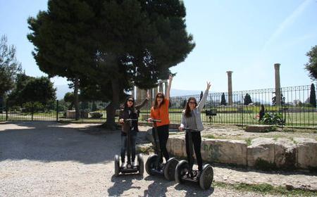 Athens: 3-Hour Segway Grand Tour
