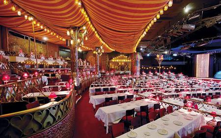 Moulin Rouge Show Ticket and Dinner