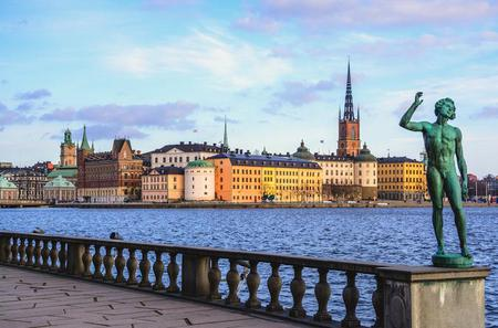 Shore Excursion: Stockholm Highlights Tour Including Panoramic Drive, Vasa Museum and Walking Tour of Gamla Stan