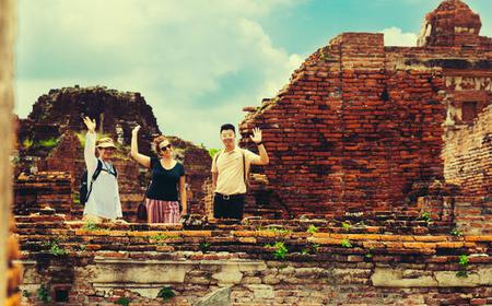 Private Day Trip to Ayutthaya with a Local