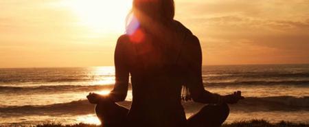 Yoga Class at Sanur Beach